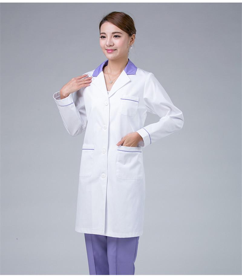 May đồng phục y bác sỹ