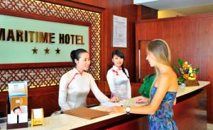 Đồng phục khách sạn HT 36  nhà hàng tiêu chuẩn