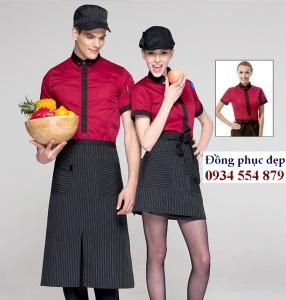 Cách chọn đồng phục nhà hàng theo phong cách của riêng bạn