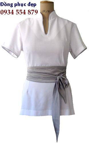 Đồng phục spa cao cấp Hà Nội