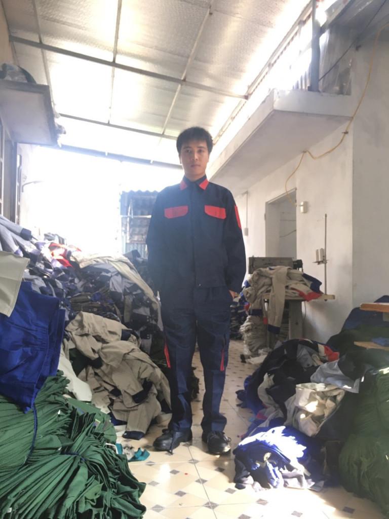 Dong phuc cong nhan 1