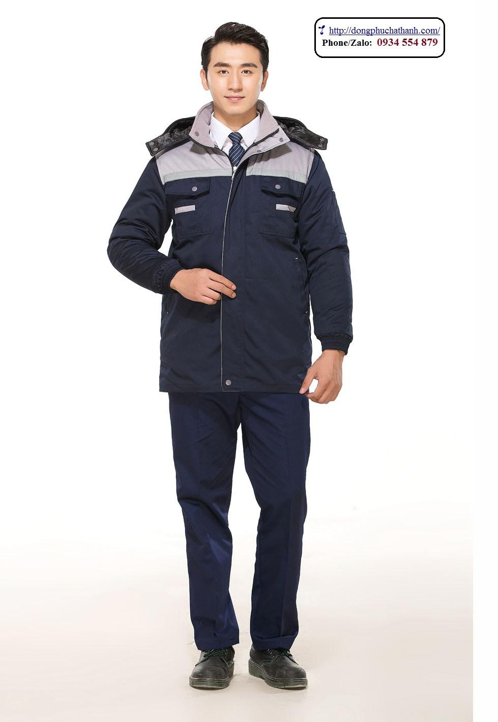 Đồng phục công nhân 34