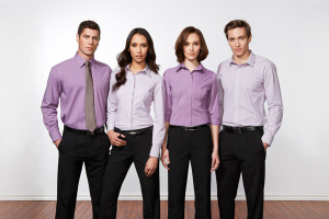 đồng phục công sở nam nữ